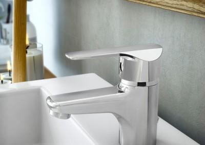 Monomando de lavabo